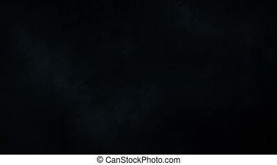 Gray haze looping horror background overlay.mov - Animated...