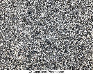 Gray pebble Stone