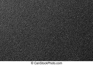 Gray plastic background. Close up, high resolution...