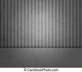 Gray Retro Background