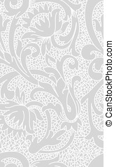 gray seamless lace background.eps