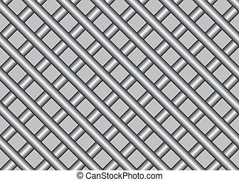 gray seamless vector pattern