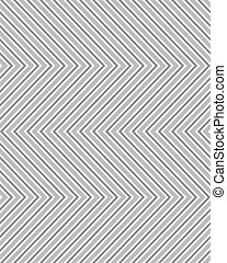 Gray seamless zigzag pattern