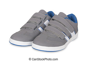 gray sneakers for boys