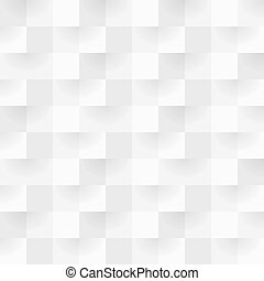 Gray Square Pattern - Alternating gray square shape seamless...