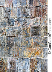 Gray stone background texture