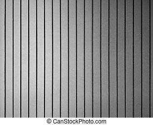 Gray stripe cement wall - black and white tone