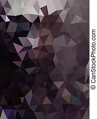 Gray triangles wallpaper
