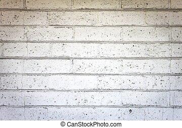 Gray wall