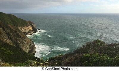 Gray Whale Cove Beach California - Gray Whale Cove State...