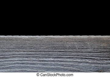 Gray wooden surface background