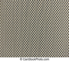 Gray wooven PVC fabric texture