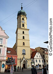 graz, オーストリア, 教会, franciscan