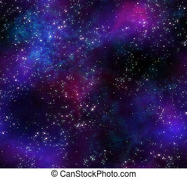 stars and nebula - great background image stars and nebula...