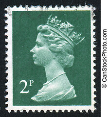 stamp - GREAT BRITAIN - CIRCA 1982: stamp printed by Great ...