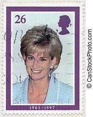 GREAT BRITAIN - CIRCA 1998: A stamp printed in Great Britain...