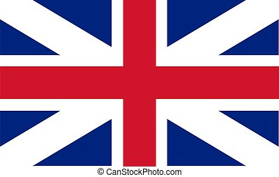 Great Britain flag - Great Britain national flag....