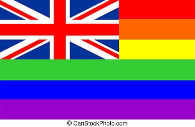 great britain gay flag