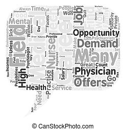 Great Careers In The Medical Field text background wordcloud concept