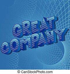 Great Company