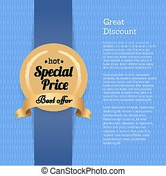 Great Discount Special Price Best Offer Hot Label - Great...