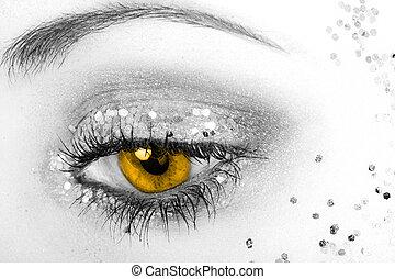great eye make up