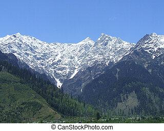 Great Himalayan landscape