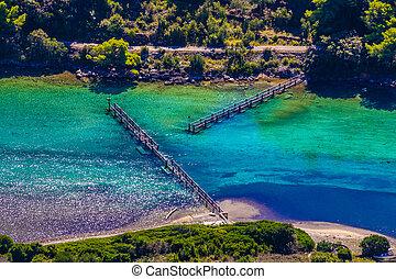 Great Lake - Mljet, Dalmatia, Croatia, Europe