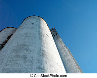 Grain Elevators - Great Lakes Grain Elevators. 15 - 20...