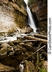 Great Lakes Waterfall Miners Falls