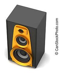 Great loud speakers