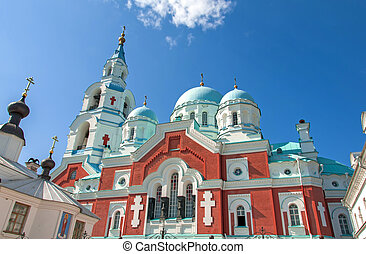 Great monasteries of Russia. Island Valaam....