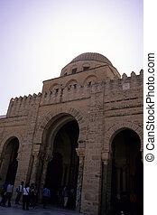 Great Mosque- Kairouan, Tunisia
