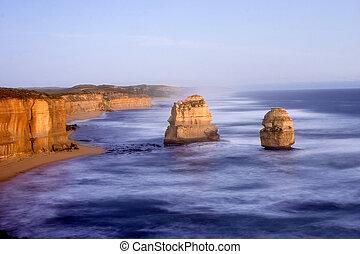Great Ocean Road - 12 Apostles at Great Ocean Road,...