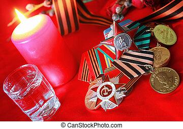 great patriotic war medals