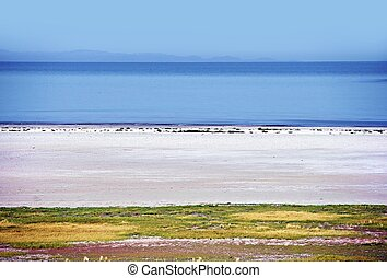 Great Salt Lake Scenery