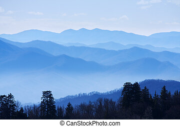 Smoky Mountains - Great Smoky Mountains National Park, ...