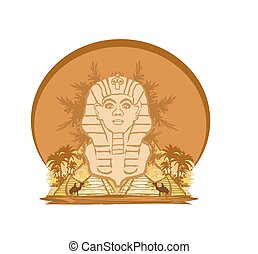 Great Sphinx of Giza banner