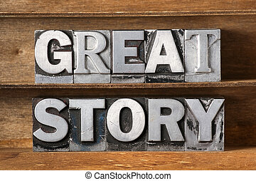 great story tray