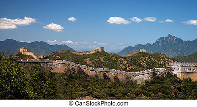 Great Wall of China - Beijing - The Great Wall of China - a...