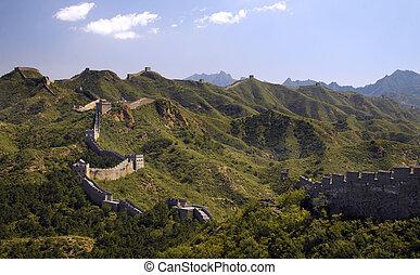 Great Wall of China - Jinshanling - China - The.Great Wall...