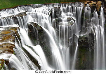 Great waterfall