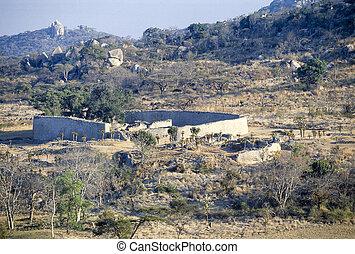 Great Zimbabwe, Masvingo, Zimbabwe