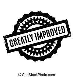 Greatly Improved rubber stamp