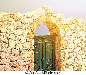 Grec, Ancien,  architecture