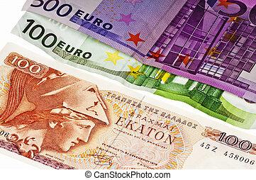 grec, crise, euro
