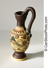 Grecian Urn isolated