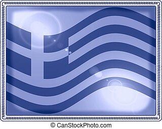 grecka bandera