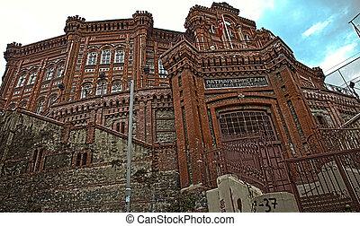 greco, università, 4, phanar, ortodosso