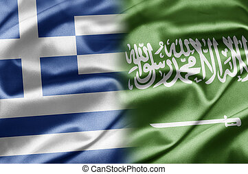 Greece and Saudi Arabia